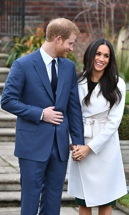 <p>Prince Harry and Meghan Markle's wedding caterers have been revealed.</p>