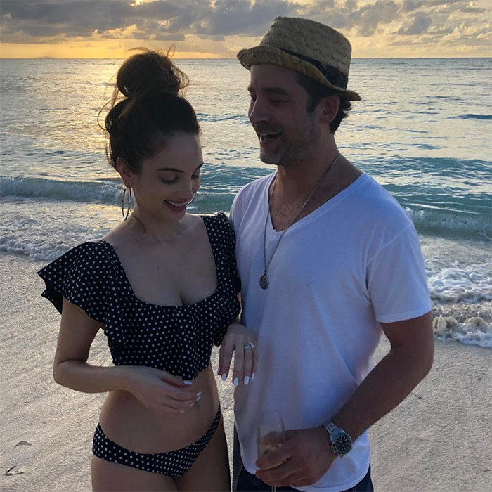 <h4>Alexa Ray Joel and Ryan Gleason</h4>