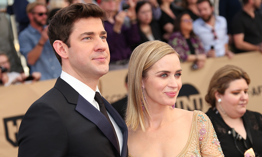 "John Krasinski Talks Acting With Wife Emily Blunt: ""I"