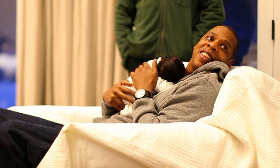 <h2>She had her own website</h2>
