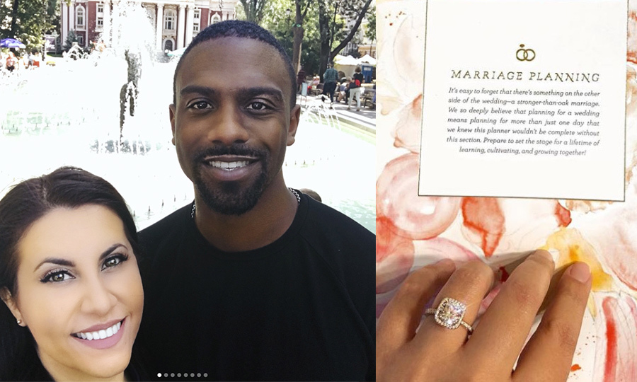 <h4>Jeffrey Jordan and Radina Aneva</h4>