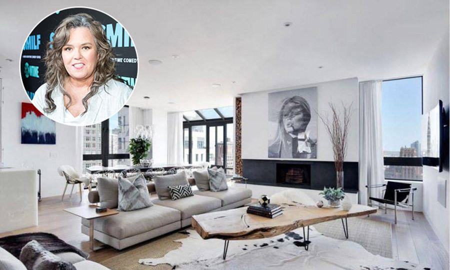 <h4>Rosie O'Donnell:</h4>