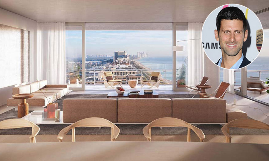 <h4>Novak Djokovic:</h4>