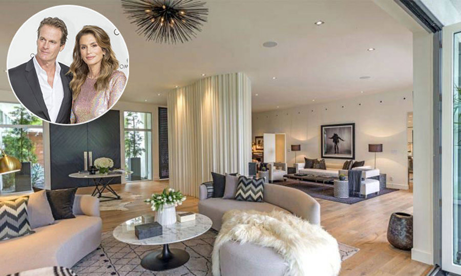 The Top Celebrity Living Rooms From Angelina Jolie To