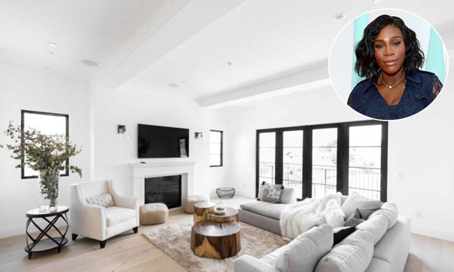<h4>Serena Williams:</h4>