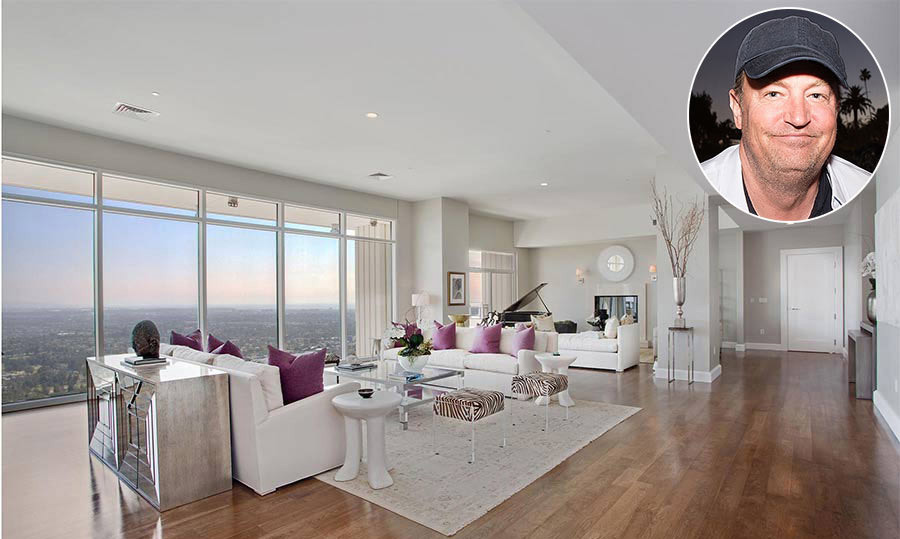 <h4>Matthew Perry:</h4>