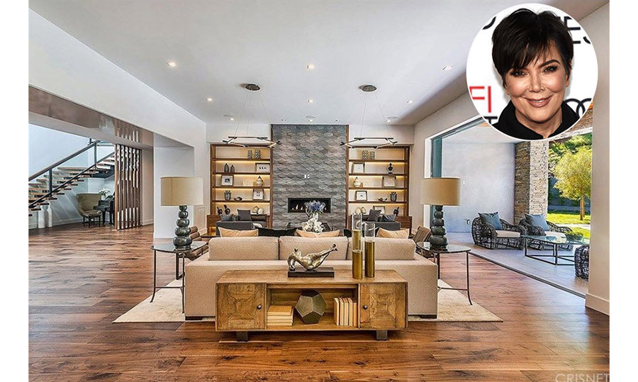<h4>Kris Jenner:</h4>