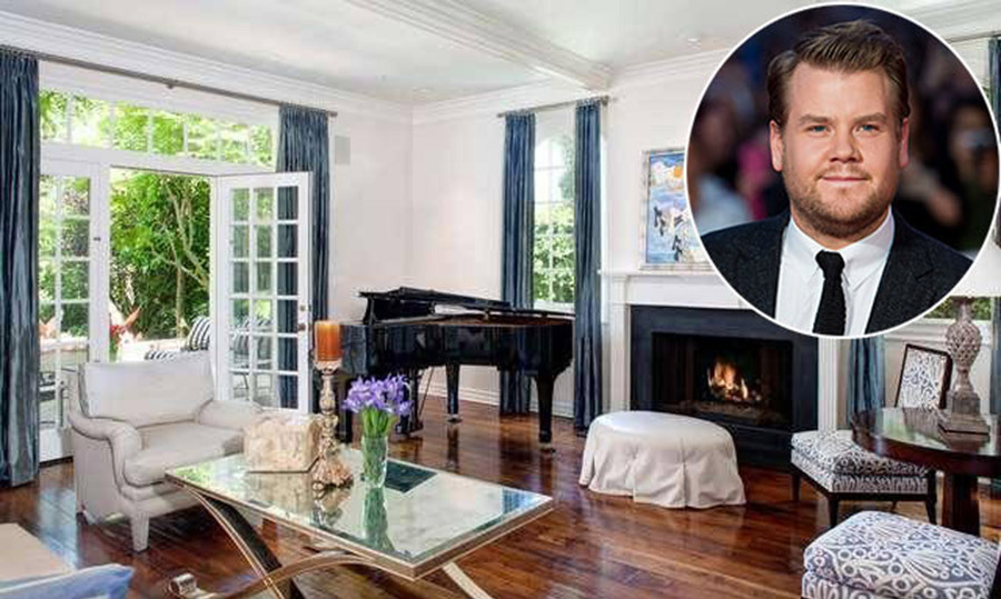 <h4><strong>James Corden:</strong></h4>