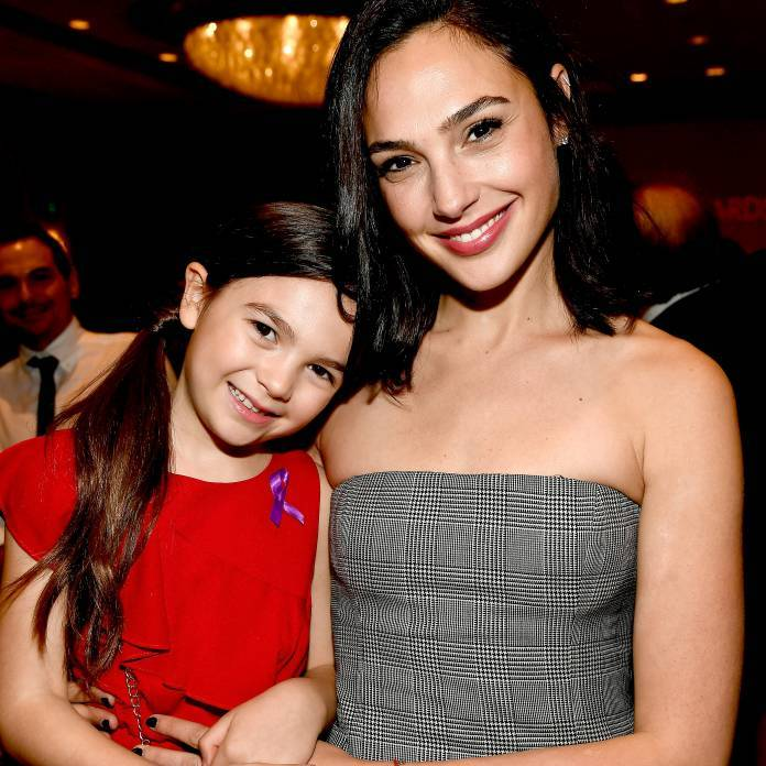 Rising star Brooklynn Prince and <i>Wonderwoman</i> actress Gal Gadot shared a sweet moment at the AFI Awards this week. The two have clearly hit it off, as they've been seen chatting at multiple pre-Golden Globe events!