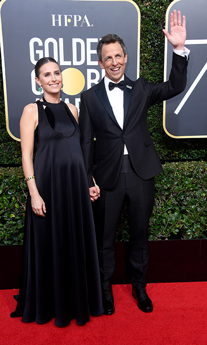 Alexi Ashe Meyers & Seth Meyers