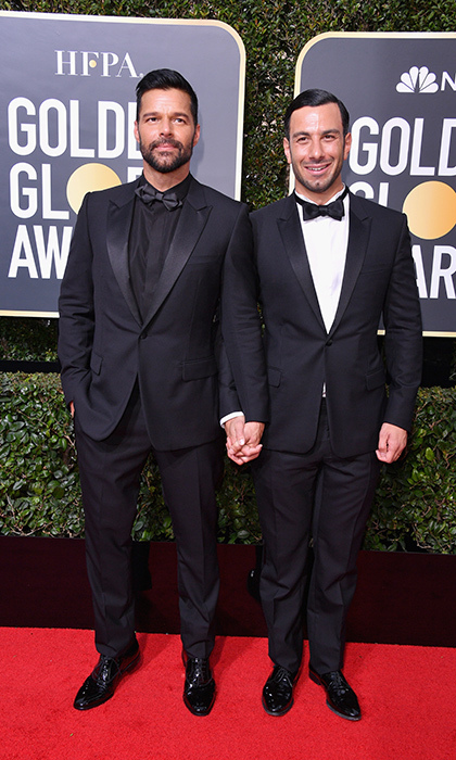 Ricky Martin & Jwan Yosef