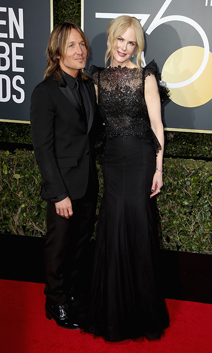 Keith Urban & Nicole Kidman