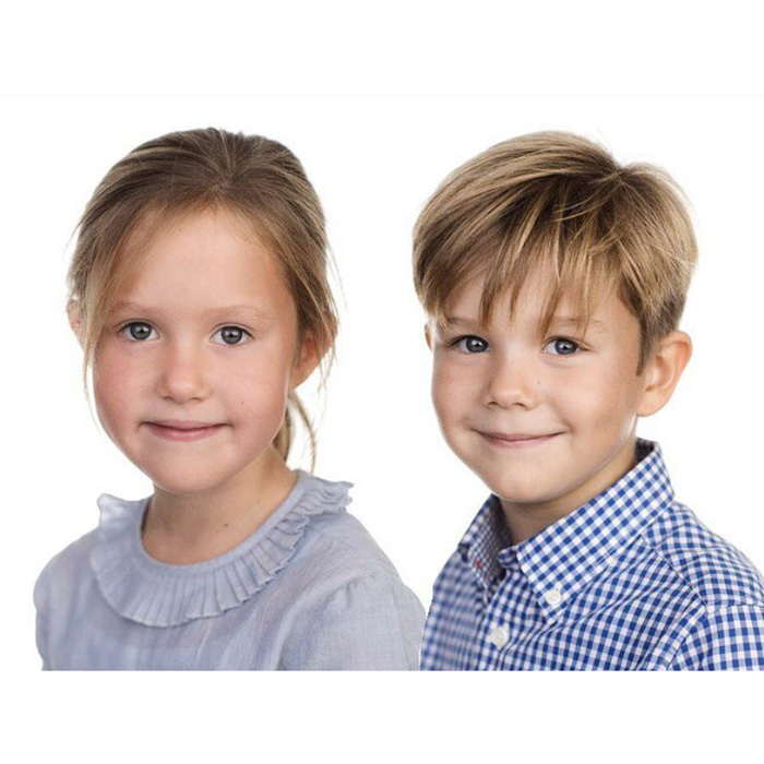 The royal twins were at it again with their adorableness in their seventh birthday photo that was shared on the Danish Palace's Instagram. The pictures were taken by <strong>Jens Rosenfeldt</strong> ahead of their Jan. 8 special day.