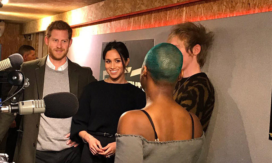 "<p>As their few minutes with the presenter ended, Meghan praised her, adding: ""I can see why your show is so popular. You're so thoughtful and your approach is so engaging.""</p>