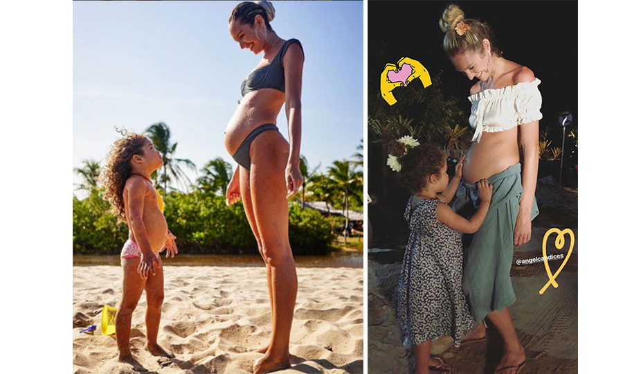 <h4>Candice Swanepoel</h4>