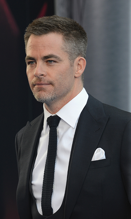 <h4>Chris Pine</h4>