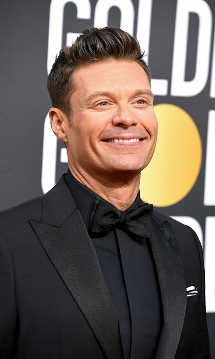 <h4>Ryan Seacrest</h4>
