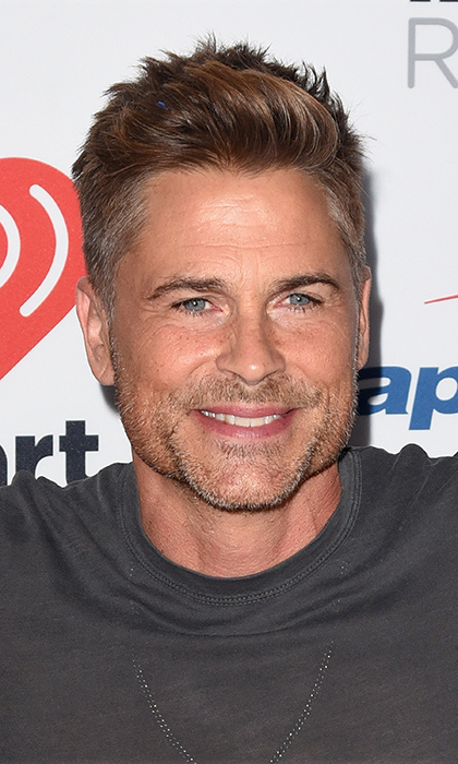 <h4>Rob Lowe</h4>