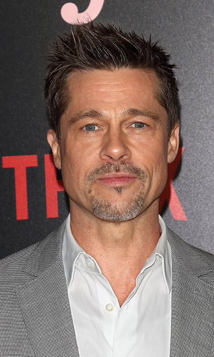 <h4>Brad Pitt</h4>