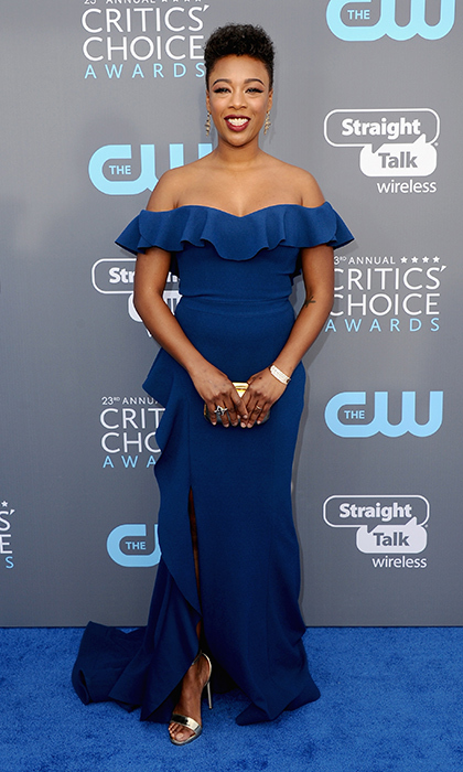 Samira Wiley in Rebecca Vallance