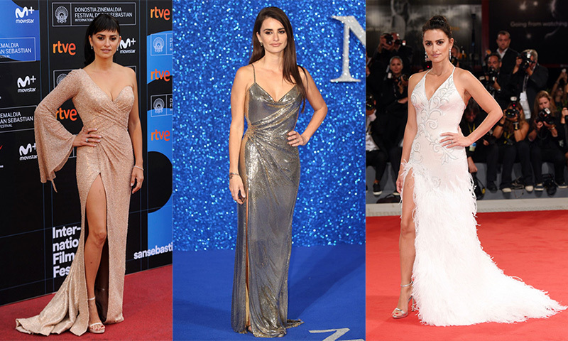 "<p><strong><a href=""/tags/0/penelope-cruz"">Penelope Cruz</a> may be stepping into Donatella Versace's shoes for the latest instalment of <em>American Crime Story</em>, but she has long admired the brand founded by late Italian designer Gianni Versace. The star of <em>The Assassination of Gianni Versace</em> has slipped into the fashion house's sexy looks on various red carpets, from premieres to festivals and awards shows. Here, we look back on some of Penelope's show-stopping Versace fashion moments.</strong></p>"