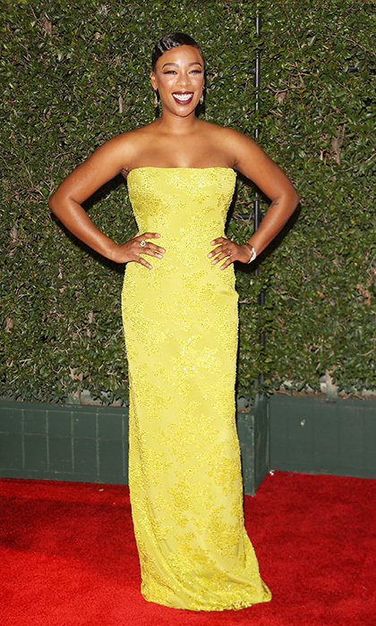 <em>Orange is the New Black</em> star Samira Wiley in Romona Keveža