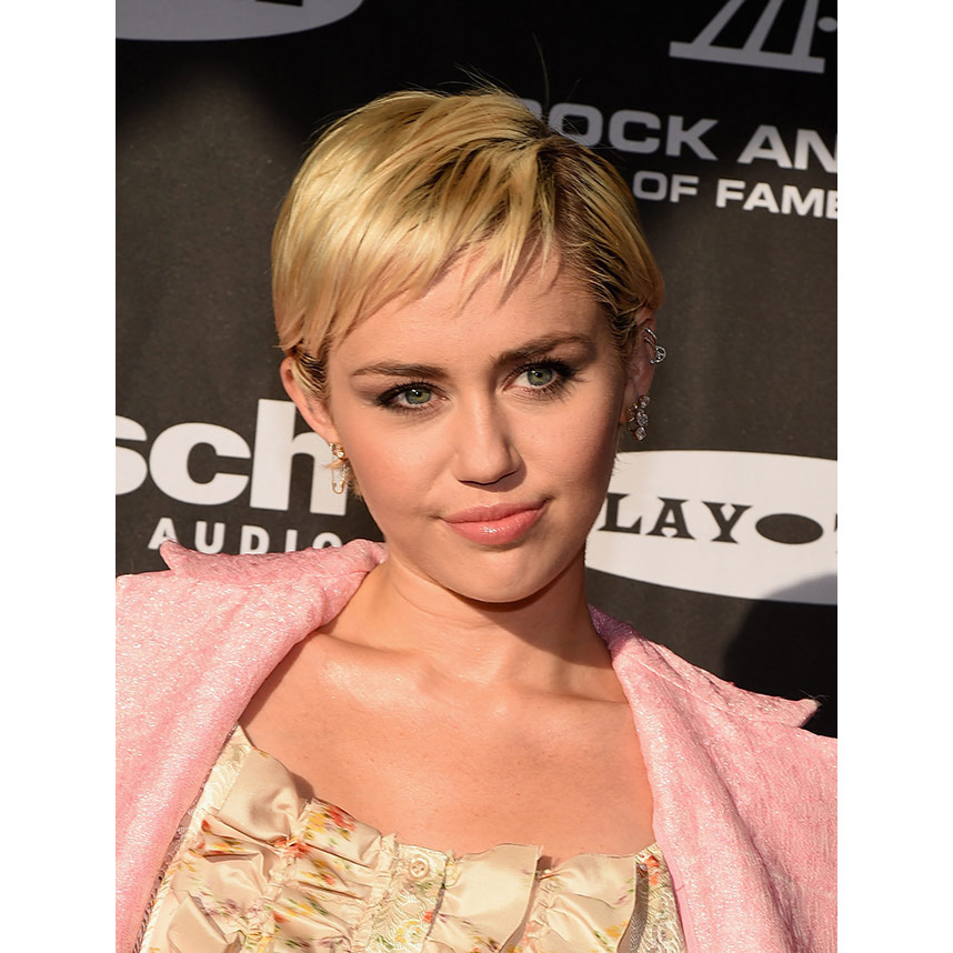 <h2>Miley Cyrus</h2>