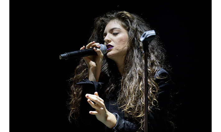 <h2>Lorde</h2>