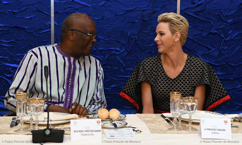 "The royal mom of two was born in Africa. In 2017, Princess Charlene opened up about her love for her native country. ""I am African. This is my home. It will always be. It's in my heart. It's in my veins,"" she said in an interview with <em>Eyewitness News</em>.