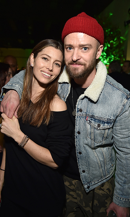 Justin Timberlake is set to release his fourth studio album, <em>Man of the Woods</em>, at the end of February! Hollywood's favourite couple - Justin and Jessica Biel - posed for a photo at the listening party on Jan. 17 in the Big Apple.