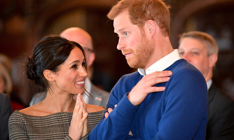 Meghan and Harry delighted over a dance performance by Jukebox Collective.