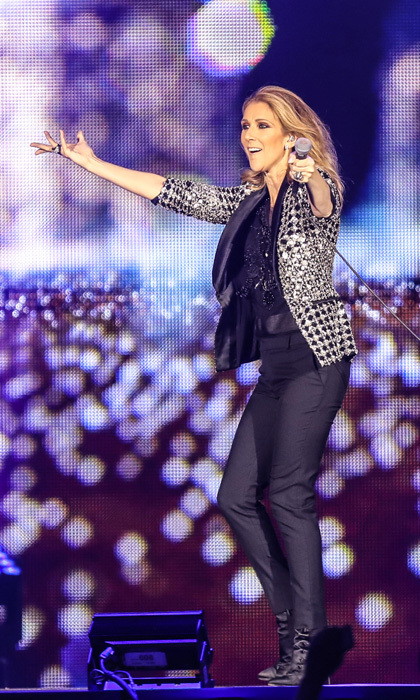 <h2>Celine Dion</h2>