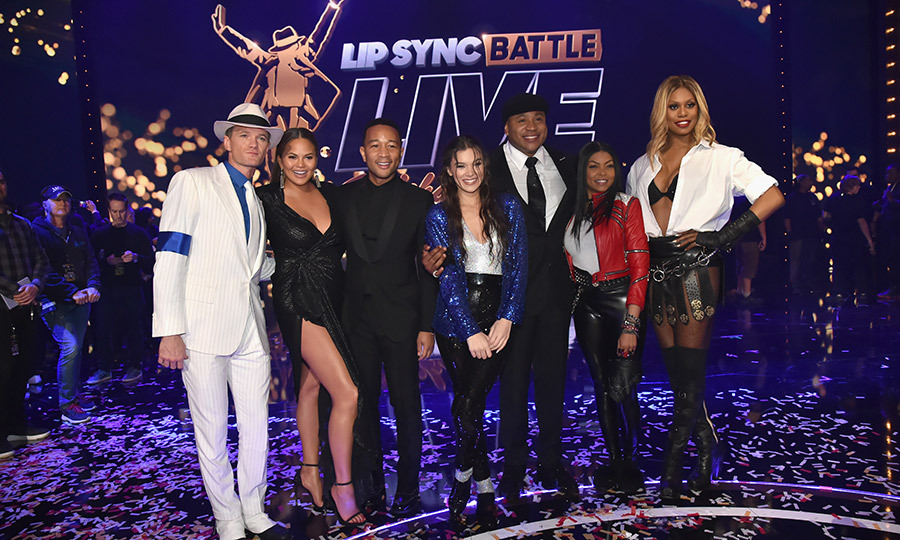 <em>Lip Sync Battle</em> went live on Jan. 18 to celebrate the life and successes of the legendary Michael Jackson! Neil Patrick Harris, Chrissy Teigen, John Legend, Hailee Seinfeld, LL Cool J, Taraji P Henson and Lavern Cox all posed for a gorgeous photo at the end of the show.