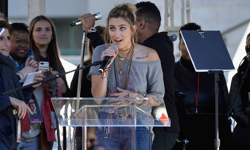 Paris Jackson