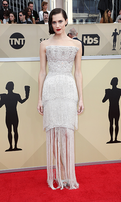 <h2>Allison Williams</h2>