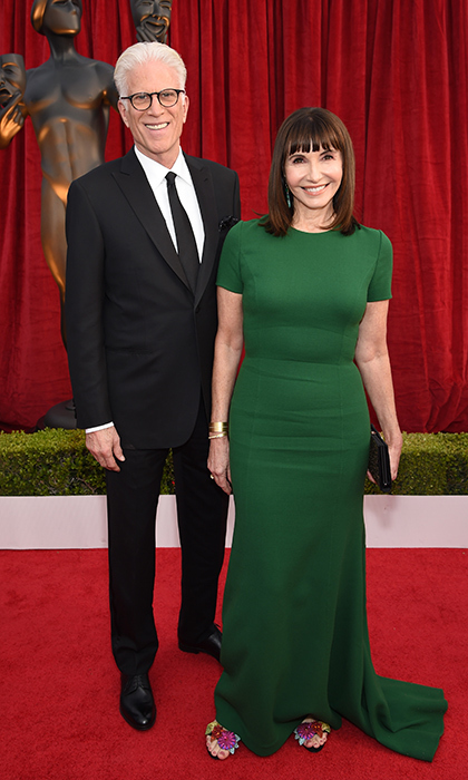 <h2>Ted Danson and Mary Steenburgen</h2>