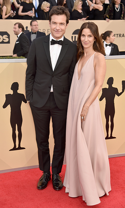 <h2>Jason Bateman and Amanda Anka</h2>