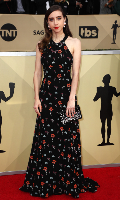 <h2>Zoe Kazan</h2>