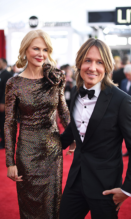 <h2>Nicole Kidman and Keith Urban</h2>