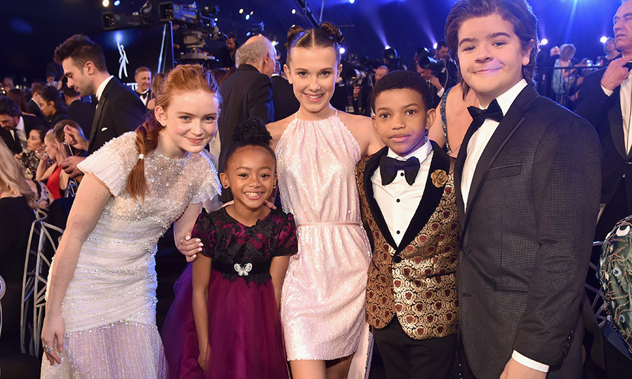 <h4>When television favourites collide!</h4>