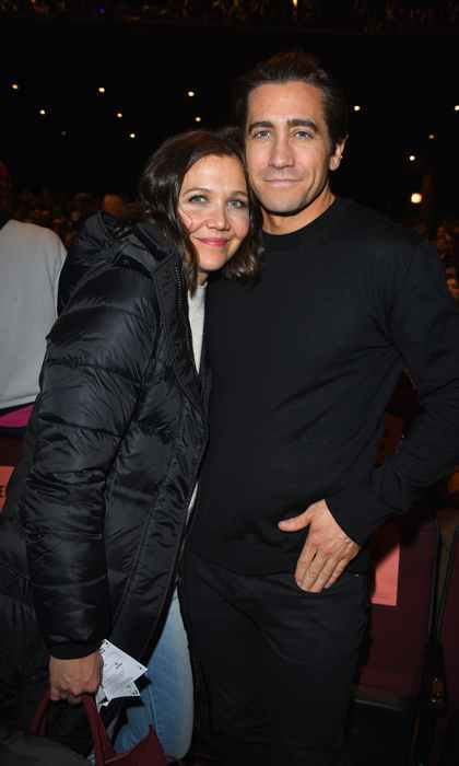 Siblings take Sundance! Maggie Gyllenhaal and Jake Gyllenhaal both were promoting projects at the film festival in Park City, Utah. The two cozied up at the screening of his film <em>Wildlife</em>, but Maggie was also in town to debut <em>Kindergarten Teacher</em>.