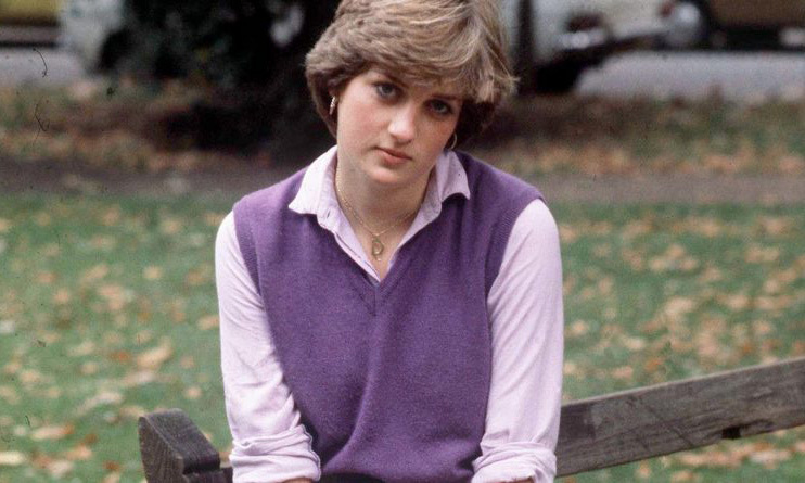 <p>Lady Diana Spencer at age 19.</p>