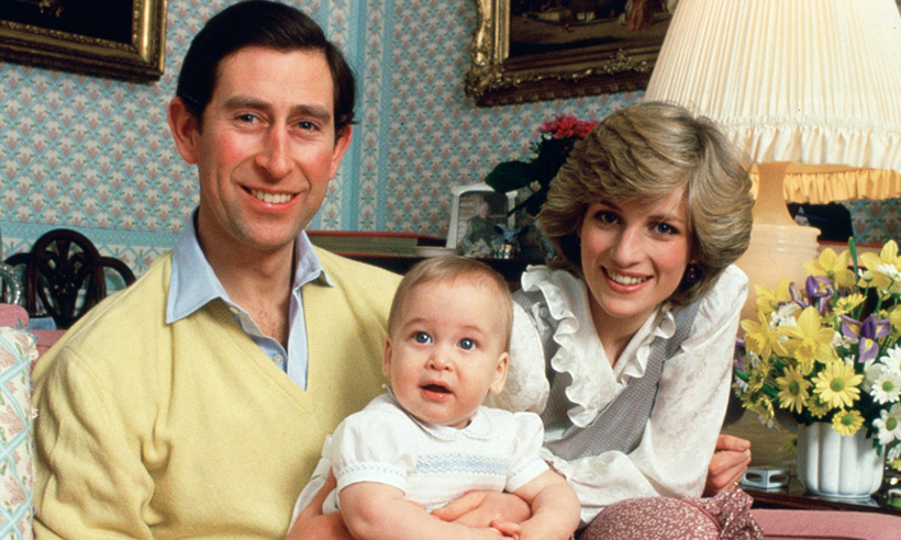 Why did Prince Charles and Princess Diana decide to divorce?