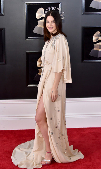 <p>Lana Del Rey in Gucci</p>