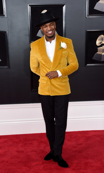 <p>Ne-Yo in Grayscale</p>
