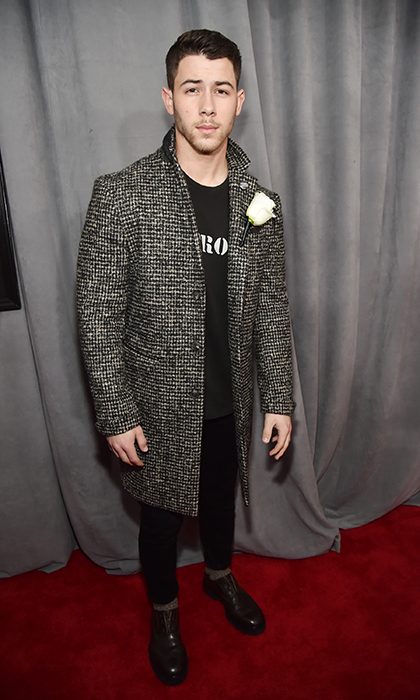 <p>Nick Jonas</p>