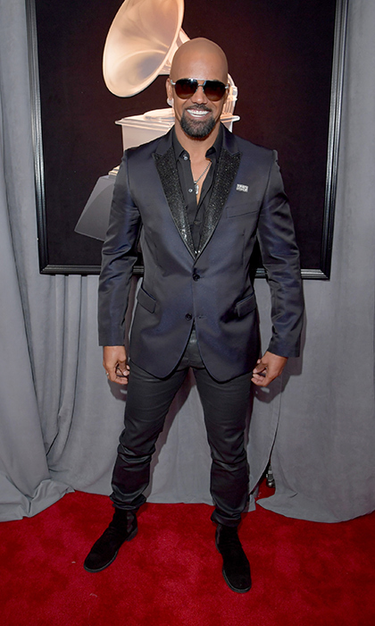 <p>Shemar Moore</p>
