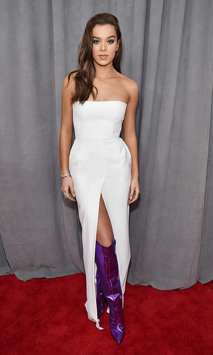 <p>Hailee Steinfeld in Alexandre Vauthier</p>
