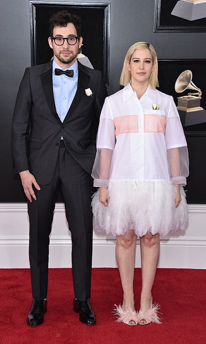 <p>Jack and Rachel Antonoff</p>
