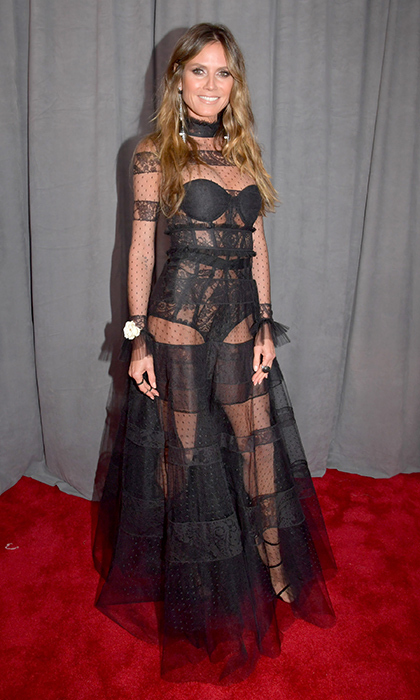 <p>Heidi Klum</p>